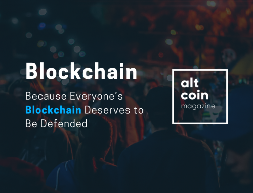 Because Everyone's Blockchain Deserves to Be Defended